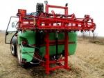 Opryskiwacz polowy zawieszany Agrofart AF1015