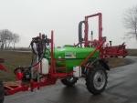 Opryskiwacz kołowy Agrofart AF1215