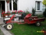 Traktorek jednoosiowy Terra VARI