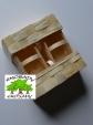 Łubianki drewniane solidne krajowe 3kg